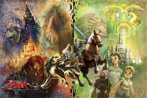 the legend of the legend of twilight princess hd gamer
