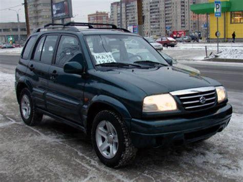 Suzuki Grand Vitara 2004 Used 2004 Suzuki Grand Vitara Wallpapers