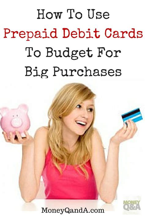 How To Use A Debit Gift Card - use prepaid debit cards to budget for big purchases