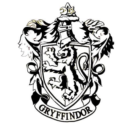 Hogwarts Logo On Wood gryffindor crest logo hr jpg 1071 215 999 design