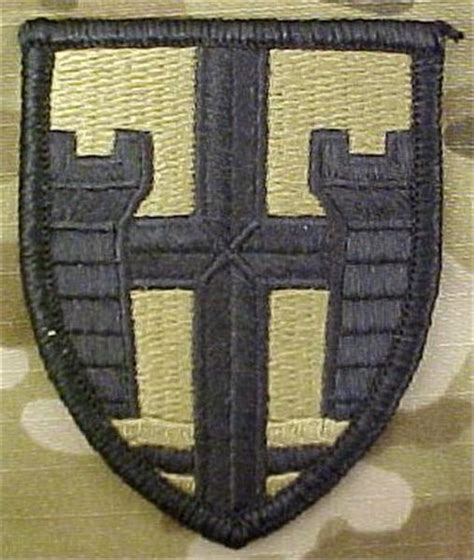 Penn State Navy Yard Mba by Army National Guard Multicam Ocp Patch