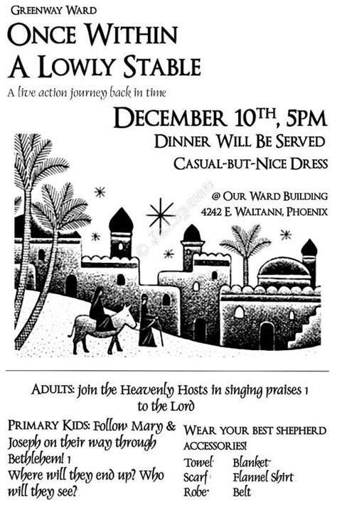 lds christmas party program ideas 119 best images about vbs bethlehem on miracles of jesus nativity and