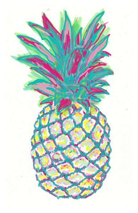best 25 pineapple painting ideas on pineapple pineapple drawing and pineapple