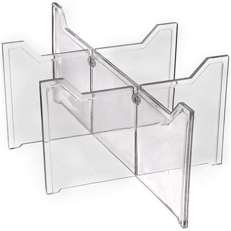 Drawer Dividers For Clothes by These Clear Plastic Drawer Dividers Are A Great Solution