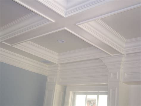coffered ceilings ny woodworking