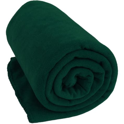 Green And Purple Home Decor by Forest Green Fleece Throw Blanket Monogram Available