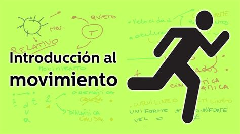 imagenes en movimiento concepto introducci 243 n al movimiento f 237 sica educatina youtube