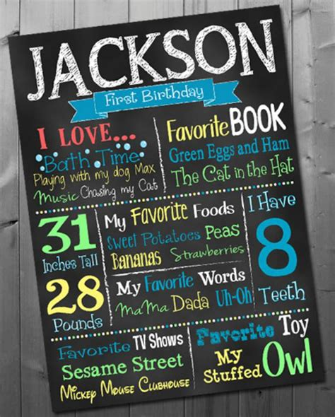 9 best images of chalkboard birthday printable happy