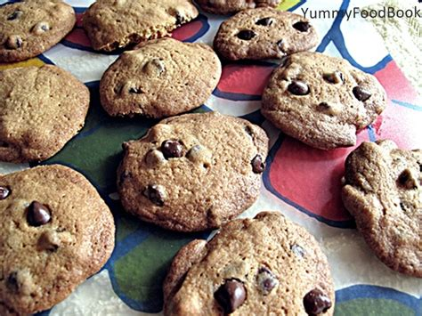 new year chocolate cookies recipe new year cookies recipes