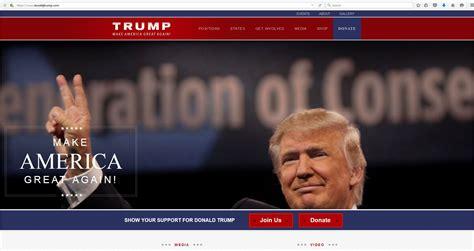donald trump website jebbush com domain redirects readers to donald trump s