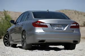 2012 Hyundai Genesis 5 0 2012 Hyundai Genesis 5 0 R Spec Autoblog