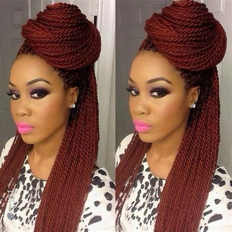 crochet braids not adding stress to edges maintaining box braids and senegalese twists
