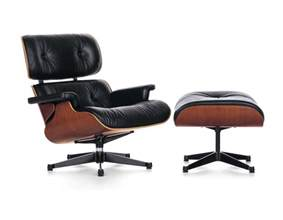 charles eames lounge chair ottoman vitra lounge chair ottoman by charles eames 1956