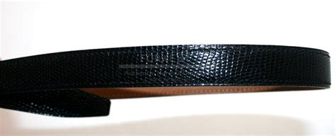 Cs 190 Hermes Black gt gt belts and accessories authentic hermes black lizard small belt pictures