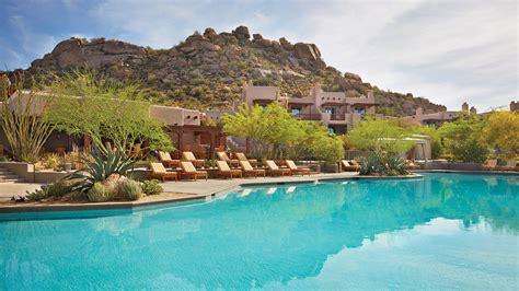 Scottsdale Resort   Sonoran Desert Luxury Resort   Four