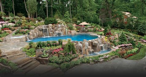 Landscape Design Swimming Pool Modern Home Exteriors Best Swimming Pool Designs