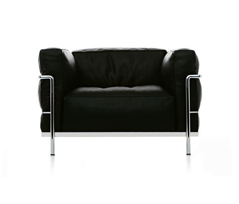Lc3 Armchair by Lc3 Armchair Lounge Chairs From Cassina Architonic