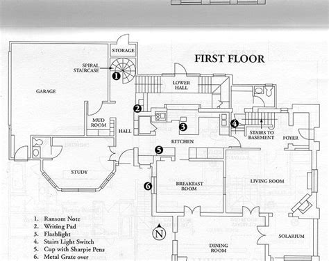 jonbenet ramsey house floor plan members theories page 84