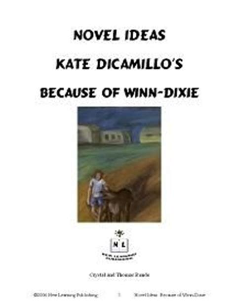 because of winn dixie book report ideas 109 best images about because of winn dixie on
