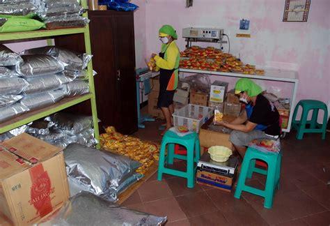 berkah  keripik buah batikimono