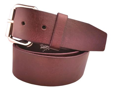 leather snap belt with roller buckle sunway wholsale