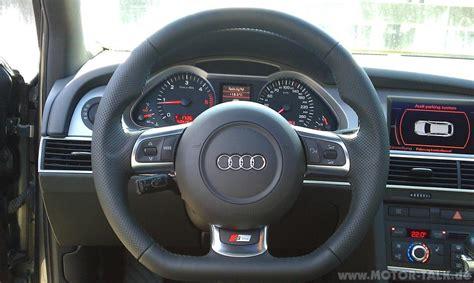 New S Line Lenkrad : Audi A6 4F A6 Avant 3.0 TDI quattro von A3170ps : Fahrzeuge : #203841765