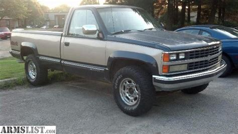 chevy jeep armslist for sale 89 chevy 2500 and a 95 jeep yj