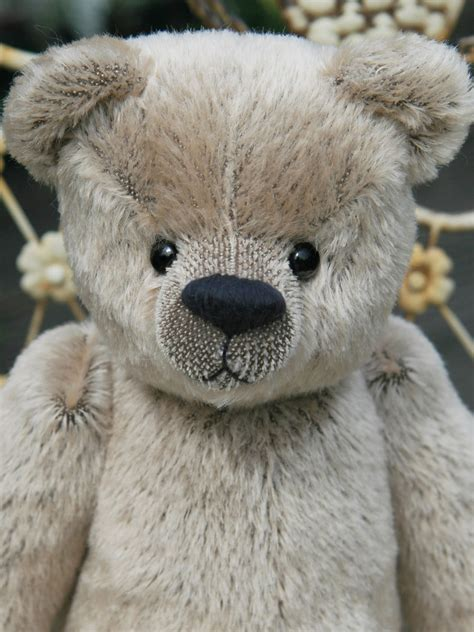 pattern teddy bear frederick jointed teddy bear sewing pattern download by