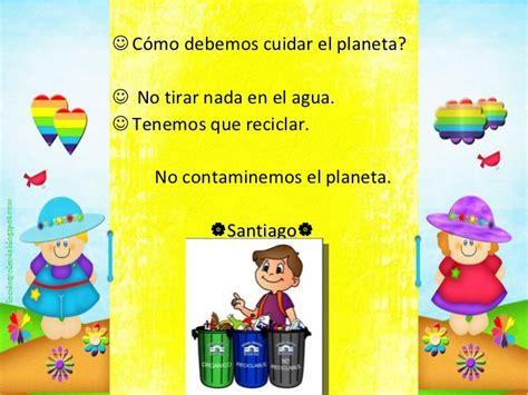 imagenes sobre como cuidar el planeta c 243 mo cuidar el planeta