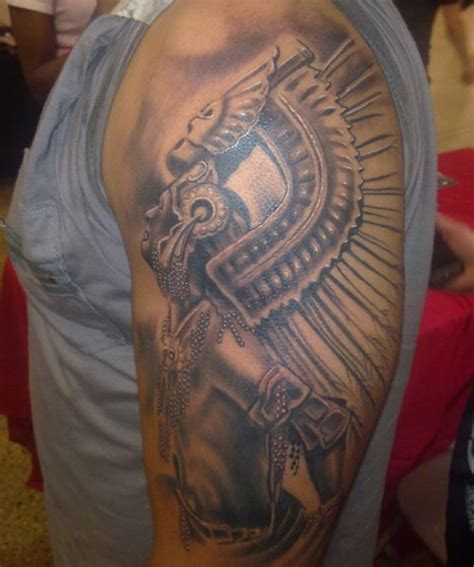 aztec warrior tattoo warrior tattoos designs ideas and meaning tattoos for you