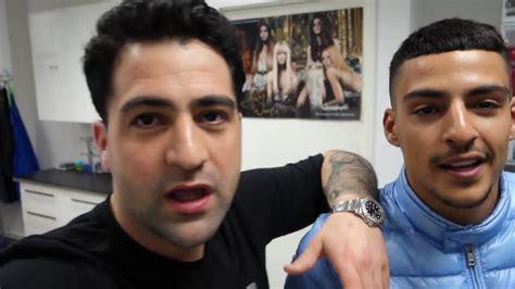 rose bertram vlog boef artiesten vermaken zich in de salon hannihanna