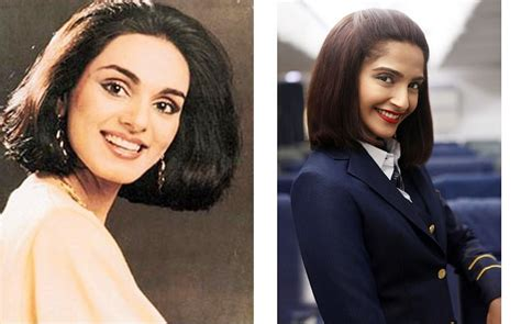 biography of movie neerja this actor was excited to work with sonam kapoor in