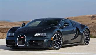 Bugatti Veyron Ss Top Speed Most Expensive Cars In The World Top Ten List