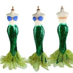 The little mermaid disney the little mermaid ariel cosplay costume