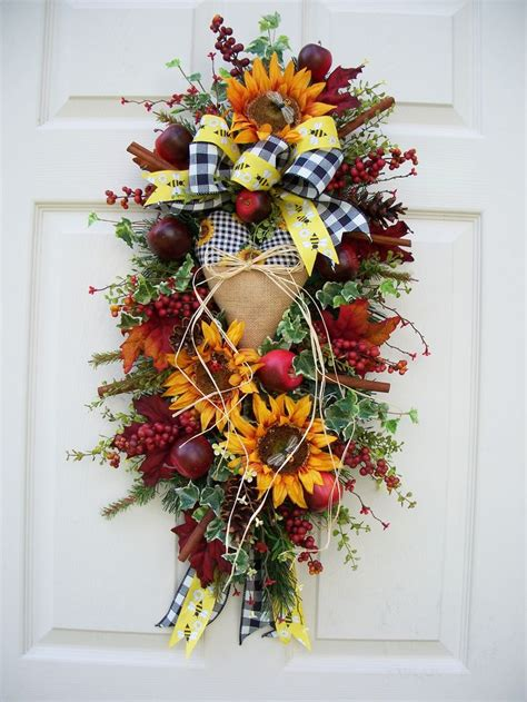 floral wreaths and swags images