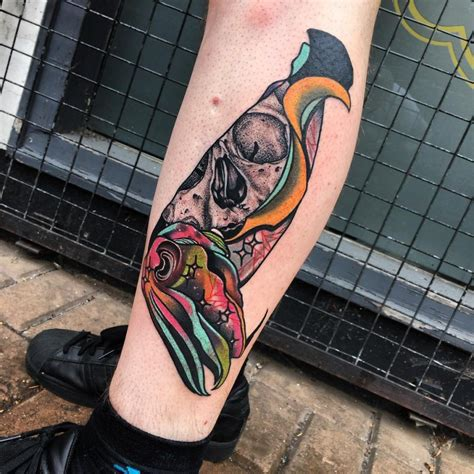 cuttlefish tattoo artist spotlight andy s surreal tattoos tattoomagz