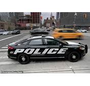 Ford Says Hybrid Police Car Catches Bad Guys And Saves Gas