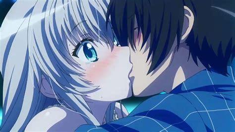 haiyore nyaruko san kiss anime amino