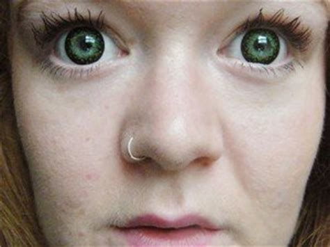 galaxy colored contacts galaxy green contact lenses