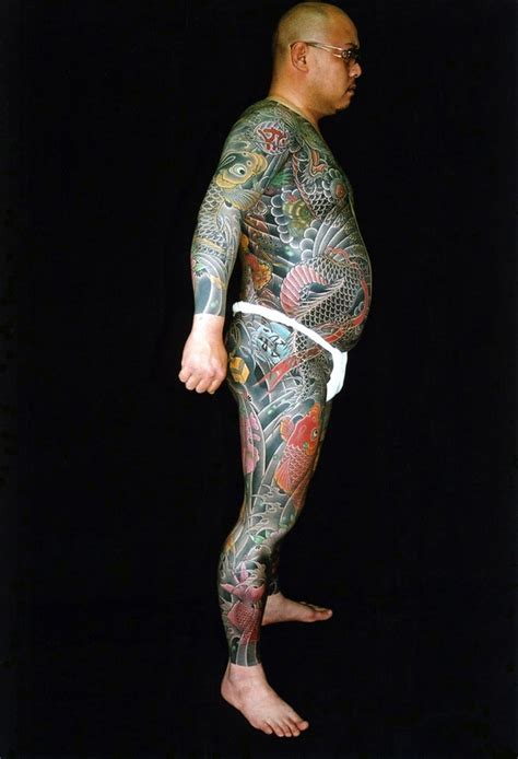 yakuza tattoo full body 90 best yakuza tattoo images on pinterest japan tattoo