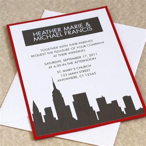 Custom Wedding Invitations New York