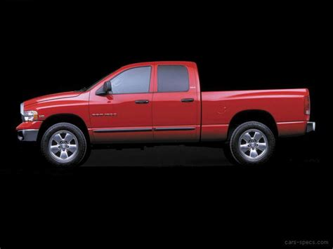 Dodge Ram 1500 Bed Size by 2006 Dodge Ram 1500 Cab Specifications