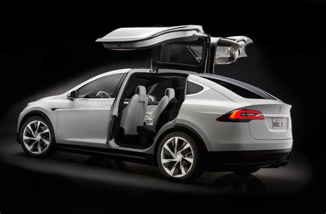 Teslas Model X Tesla Model X Continues To Fight Losing Battle Against Delays