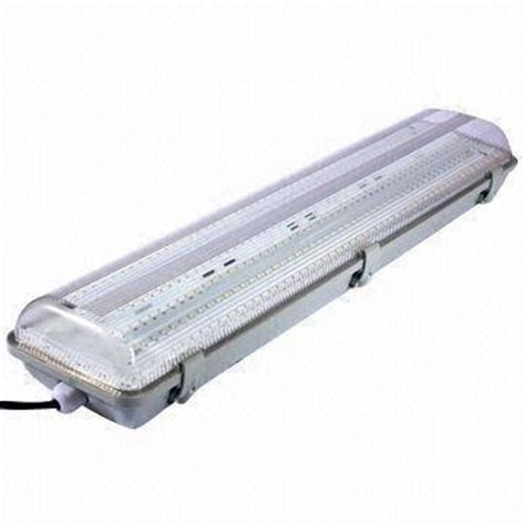 Led Fluorescent Light Fixture Ip65 Tri Proof Led Fluorescent Light Fixture 50w Power Consumption Ideal For Car Parks