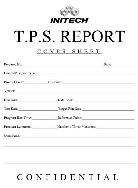 tps report template printable tps report elhouz
