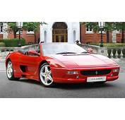 My Personal Icon Ferrari F355 Spider CAR  May 2016 By