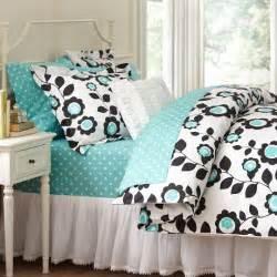 teal black white guest bedroom floral pink teal