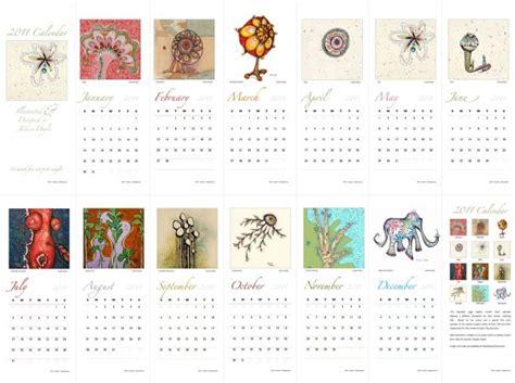 calendar greenvilleartscom the 2011 digital fine art calendar to print and create