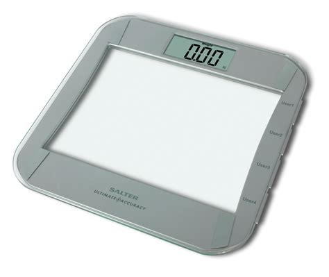 salter ultimate accuracy digital bathroom scales with