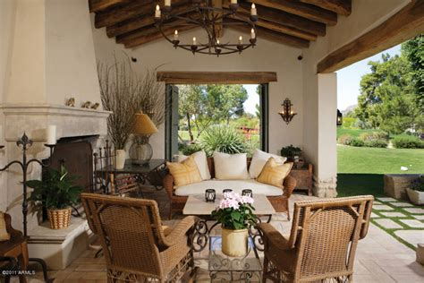 home and patio decor spanish style outdoor patios